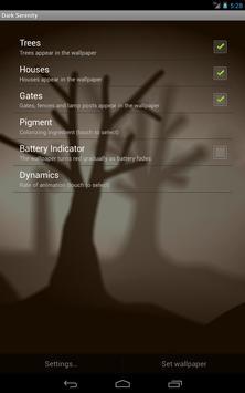 Dark Serenity apk screenshot