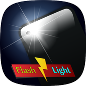 Flashlight Alert on Call (SMS) icon