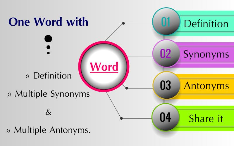 Offline Synonyms Antonyms Dictionary for Android - APK Download