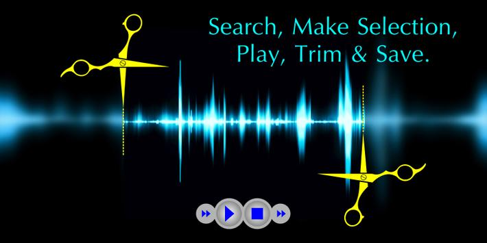 Mp3 Cutter And Ringtone Maker apk screenshot