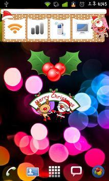 Christmas StickerWidget Second poster