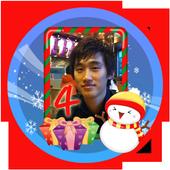 Christmas Frame Widget Fourth icon