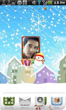 Christmas Frame Widget Fourth apk screenshot