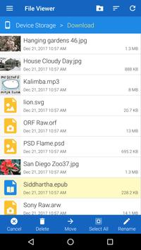 File Viewer for Android apk screenshot