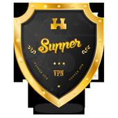 Super VPN Free-Super Fast VPN Proxy Unblock Master icon