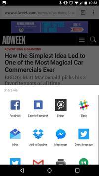 Sharpr Mobile apk screenshot