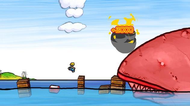Shark Kill Man apk screenshot