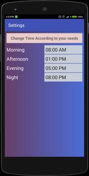 Medicine Reminder Alarm screenshot 17