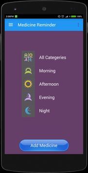 Medicine Reminder Alarm screenshot 1