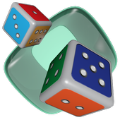 Dice in a Glass icon
