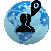 Locator: Locate your friends on real time basis icon