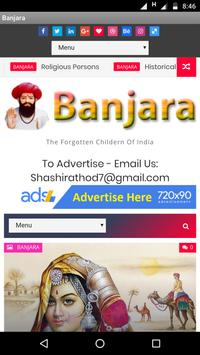 Banjara screenshot 14