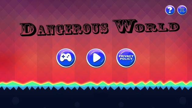 Dangerous World poster