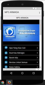 MP3 ARMADA poster