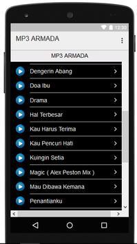 MP3 ARMADA apk screenshot