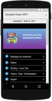 Dangdut Koplo MP3 poster