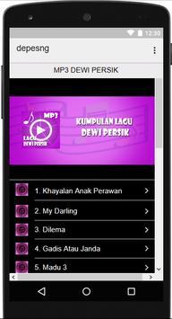 DEWI PERSIK MP3 poster