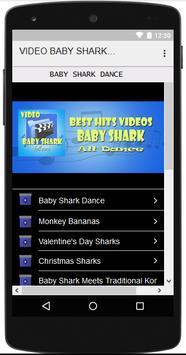 VIDEO BABY SHARK DANCE poster