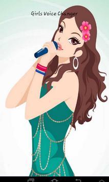 Girls Voice Changer UniQue poster