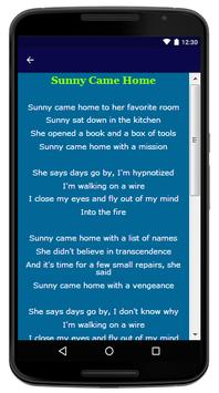 Shawn Colvin - Song And Lyrics apk screenshot