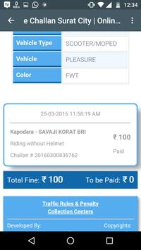 Surat RTO Info apk screenshot