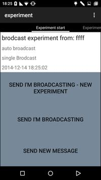 space experiment apk screenshot