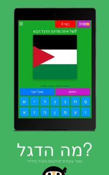 מה הדגל? screenshot 2
