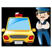 Cabbie Driver icon
