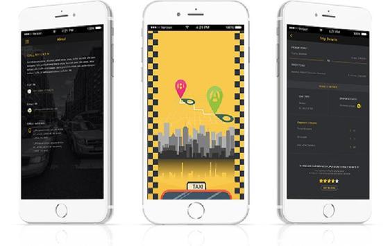 Cabbie Driver apk screenshot