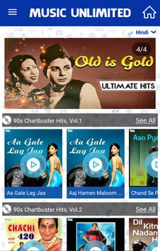 Music Unlimited screenshot 2