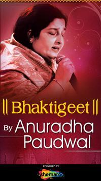 Bhaktigeet by Anuradha Paudwal poster