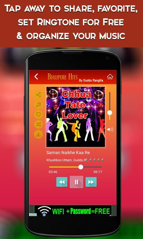 Bhojpuri Hit by Guddu Rangila for Android - APK Download