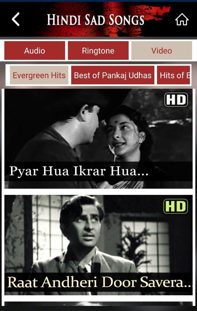 old hindi sad songs free download 90s
