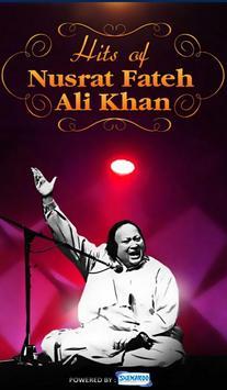 Hits of Nusrat Fateh Ali Khan poster
