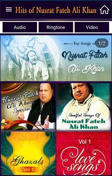 Hits of Nusrat Fateh Ali Khan screenshot 1