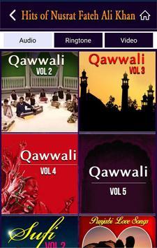 Hits of Nusrat Fateh Ali Khan screenshot 2