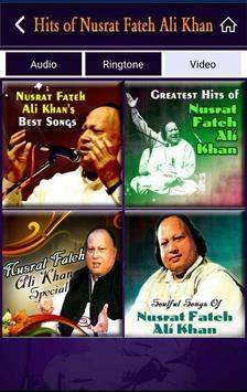 Hits of Nusrat Fateh Ali Khan screenshot 3