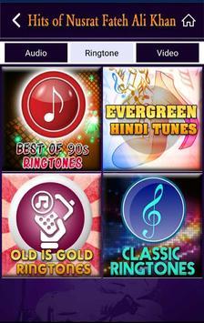 Hits of Nusrat Fateh Ali Khan screenshot 6