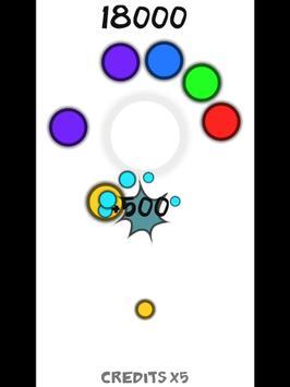Shoot N Match - Addictive Color Bubble Shooter apk screenshot