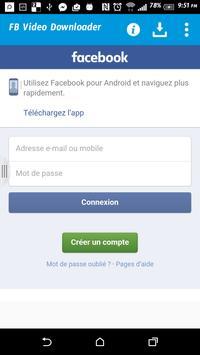 Video Downloader For Facebook screenshot 2