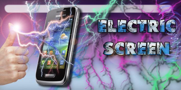 Electric Screen Joke poster