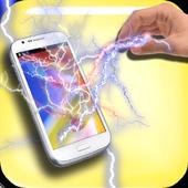 Lightning Touching Joke icon
