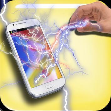 Lightning Touching Joke apk screenshot