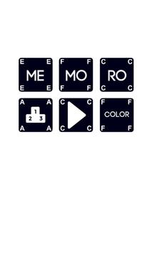 MEMORO apk screenshot