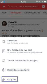 Facebook Video Downloader screenshot 2