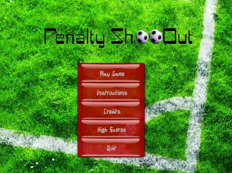 Penalty ShootOut (The Game) apk screenshot