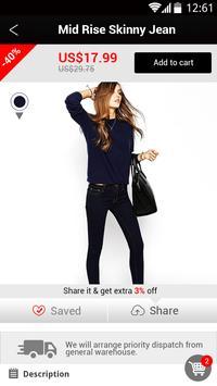 SheIn/Sheinside-Womens Fashion apk screenshot