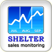 Shelter Sales Monitoring icon