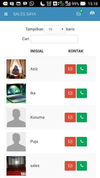 Shelter Sales Monitoring screenshot 3