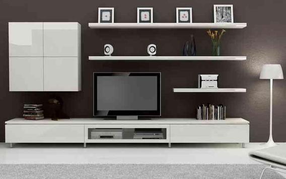 Shelves TV Furniture | Best Interior Designs poster